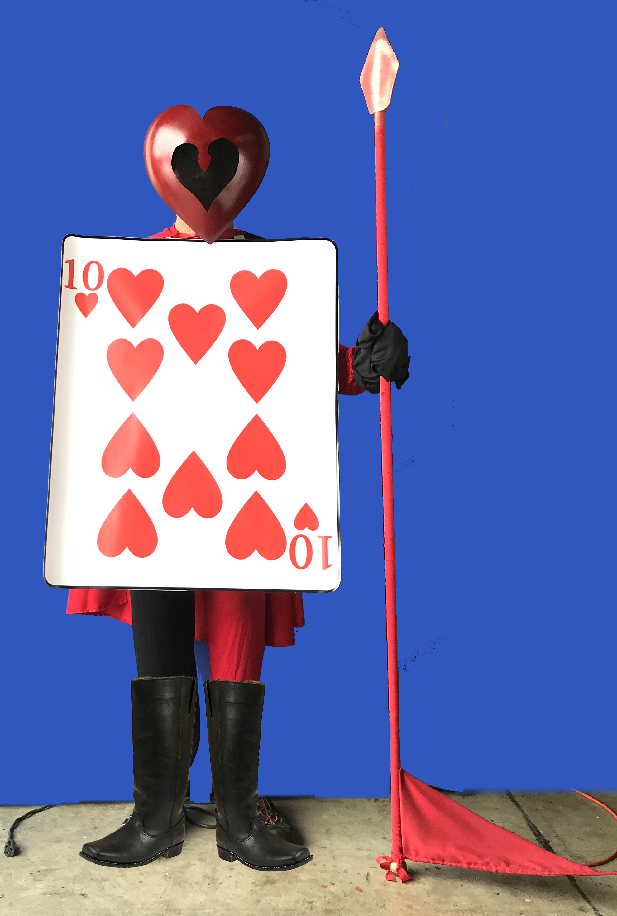 10 of Hearts Guard