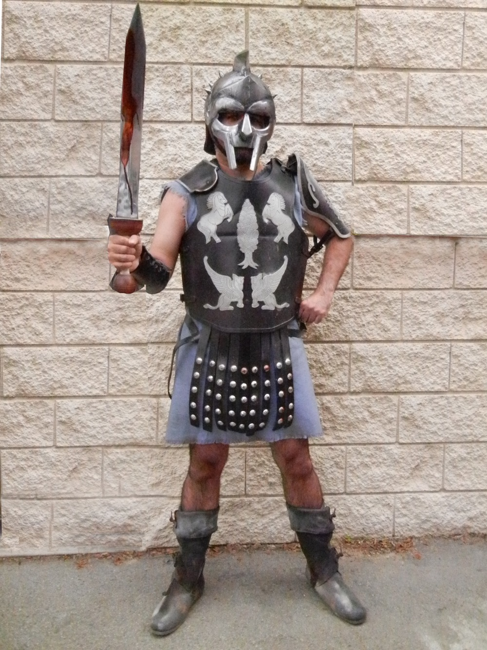 Maximus Gladiator Costume