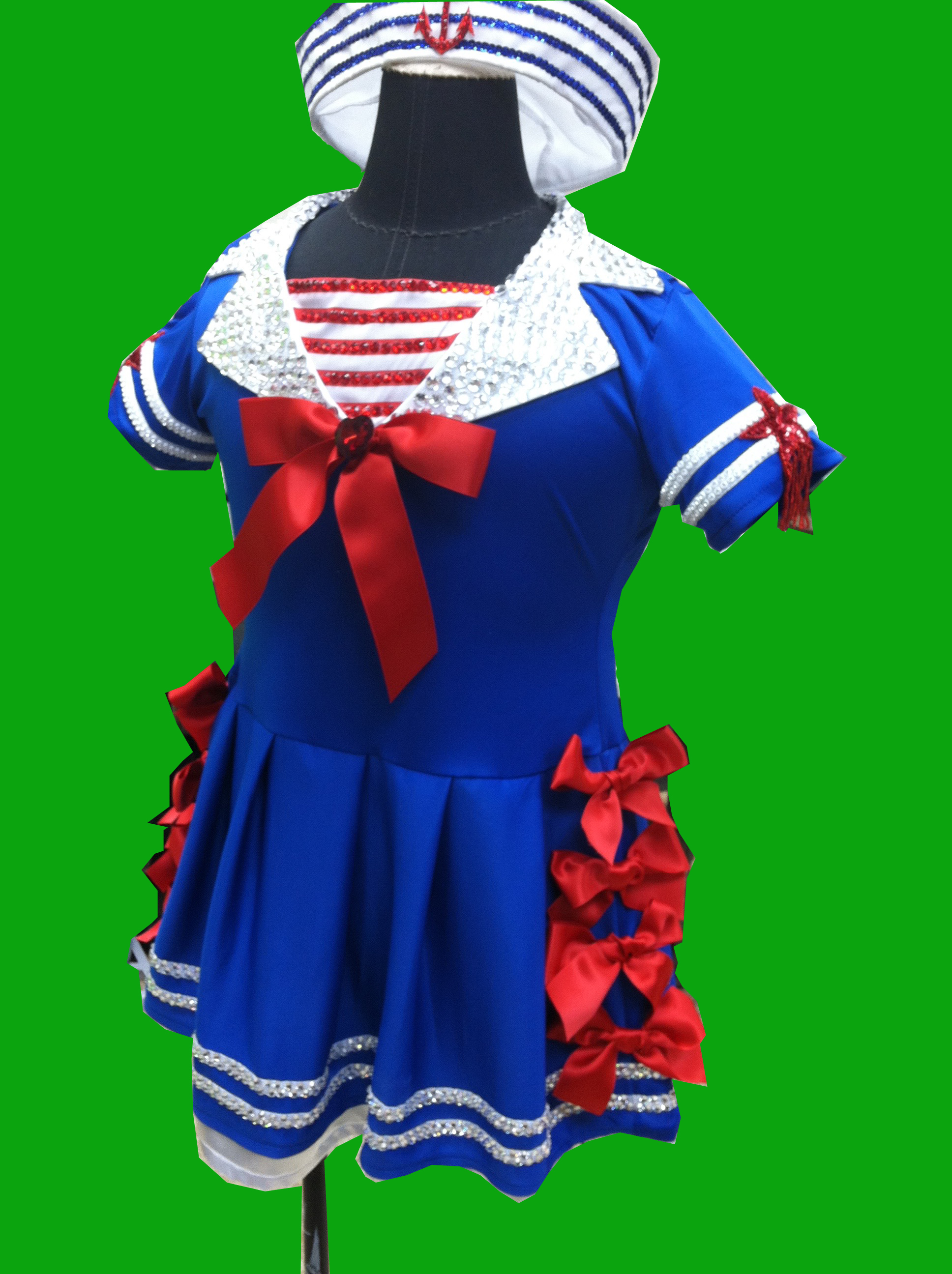 Bad Grampa Sailor Dress