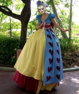 Princess Stilt Costume