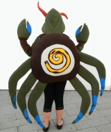 Crab Costume (back)