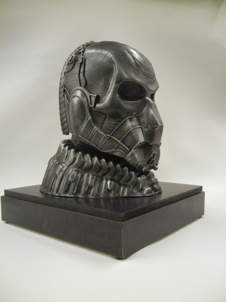 "General Zod Helmet ""Man of Steel"" Display"