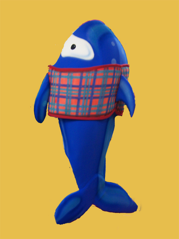 Whale Costume