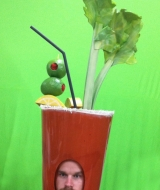 Bloody Mary Head