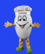 Jimmy's Egg Costume