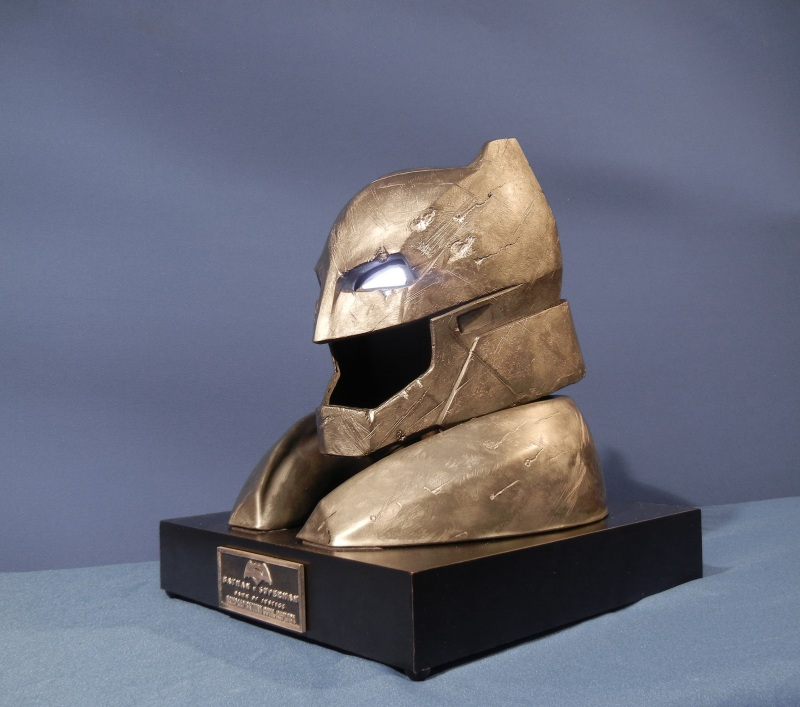 Batman v Superman Batman Helmet