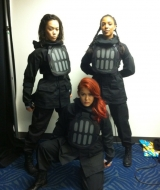 MTV Movie Awards Hunger Games Armor