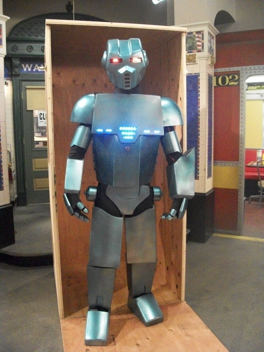 Wizards of Waverly Place Robot