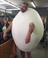 Good Egg Costume