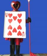 10 of Hearts Guard
