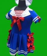 Bad Grampa Sailor Dress