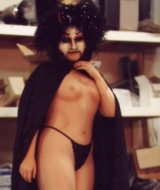 Prostitute Costume Inspired by