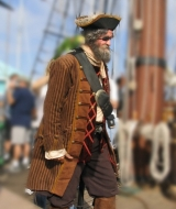 Sponge Bob Square Pants , Pirate