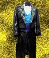 Peacock Tuxedo