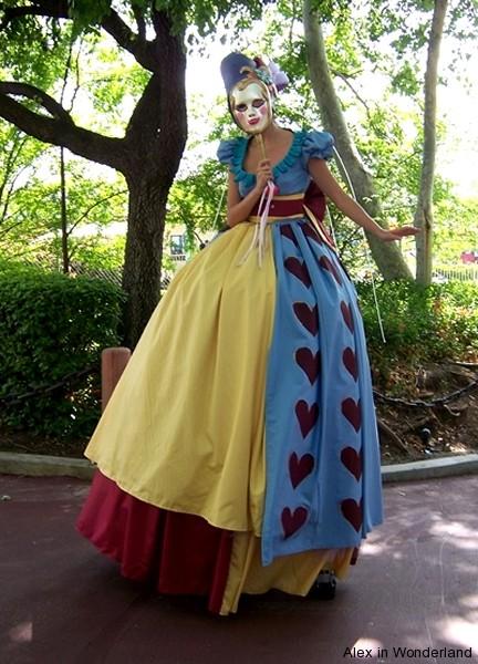 Princess Stilt Costume