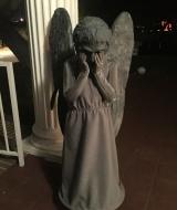 Weeping Angel Costume