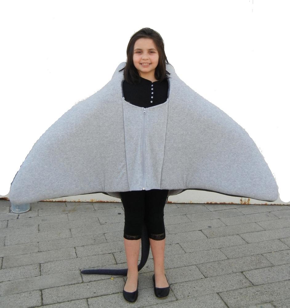 Manta Ray Costume
