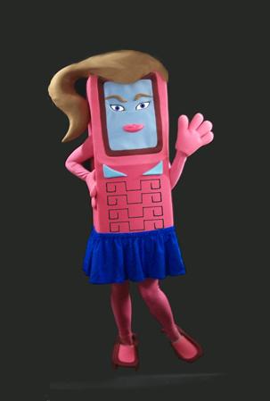Abby, Phone