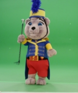 Buddy Bear Band Costume