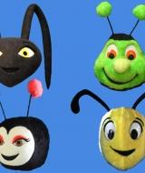 Bug Heads