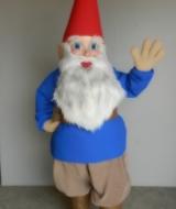 Gnome Mascot Costume