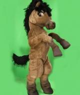 Bucky Horse Costume