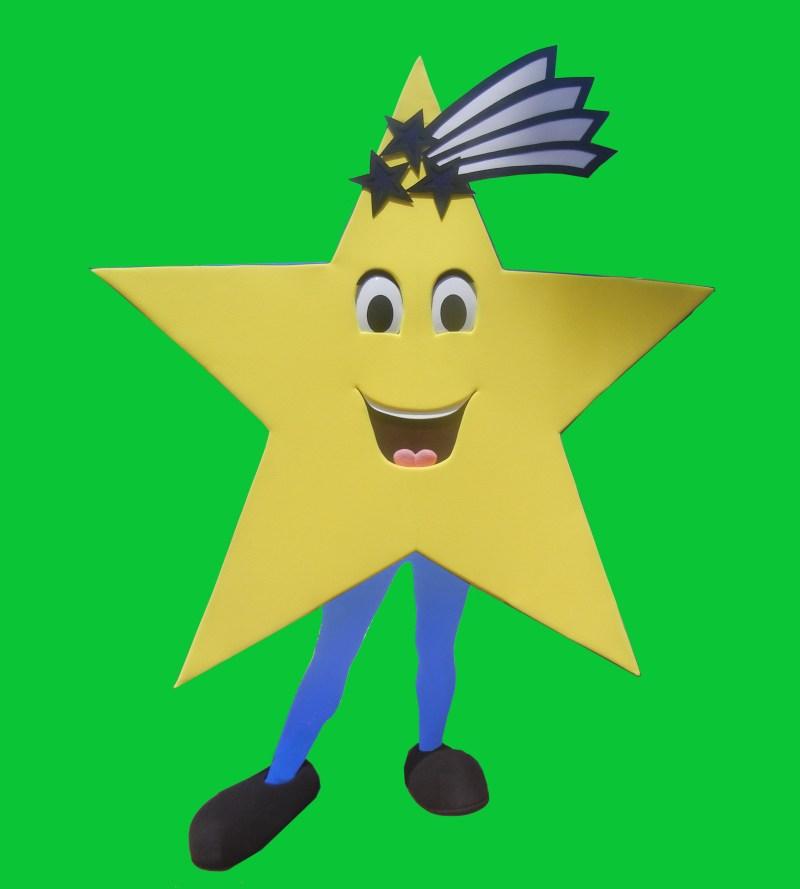 Emerson Star School mascot