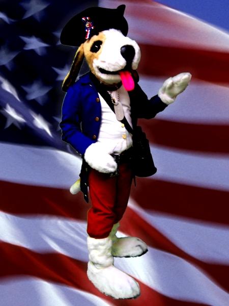 patriotdog