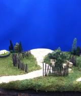Terrain-Miniature