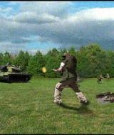 Bandits assault base perimeter