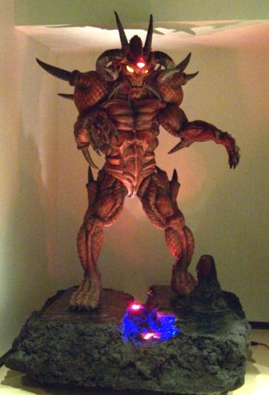 Diablo Display