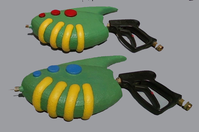 Water Laser Guns