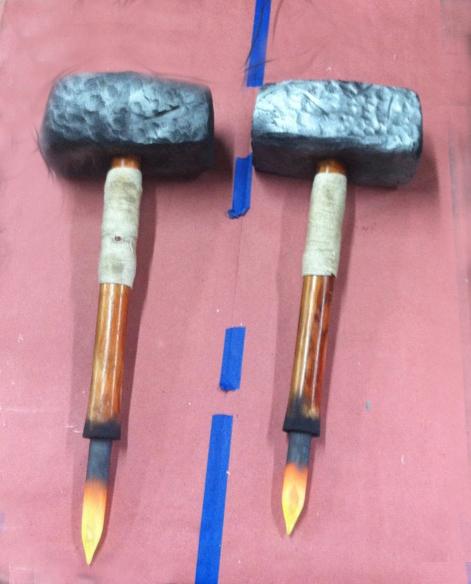 Branding Iron Hammers