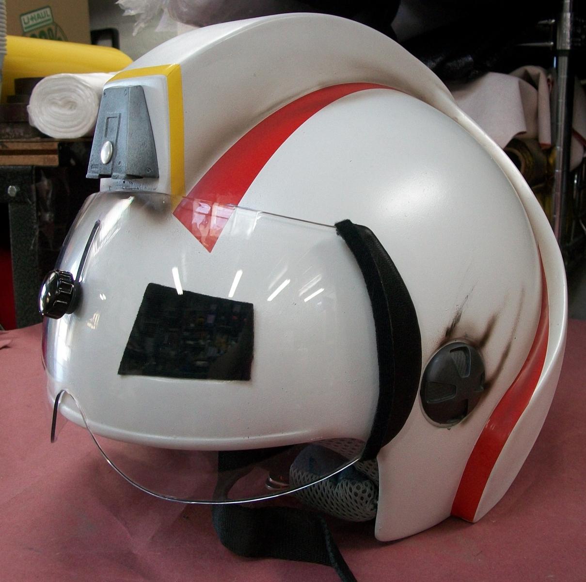 Custom Flight Helmet