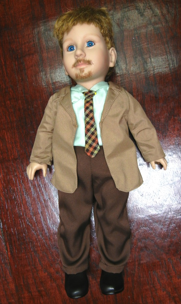 David Spade, Doll, prop