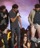 Danny McBride, Seth Rogan, Zack Efron MTV Movie Awards