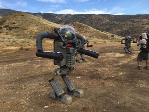 gunny-robot