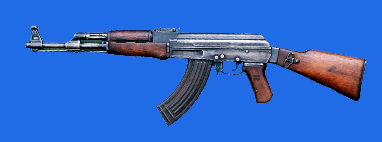 Guns: ak47