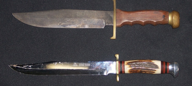 Knife: Bowie