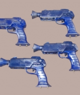 Gun: Captain Cold Feeze Guns
