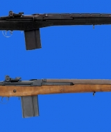 Gun: m1a