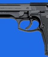 Gun: m9berreta