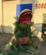 Audre 2 large puppet