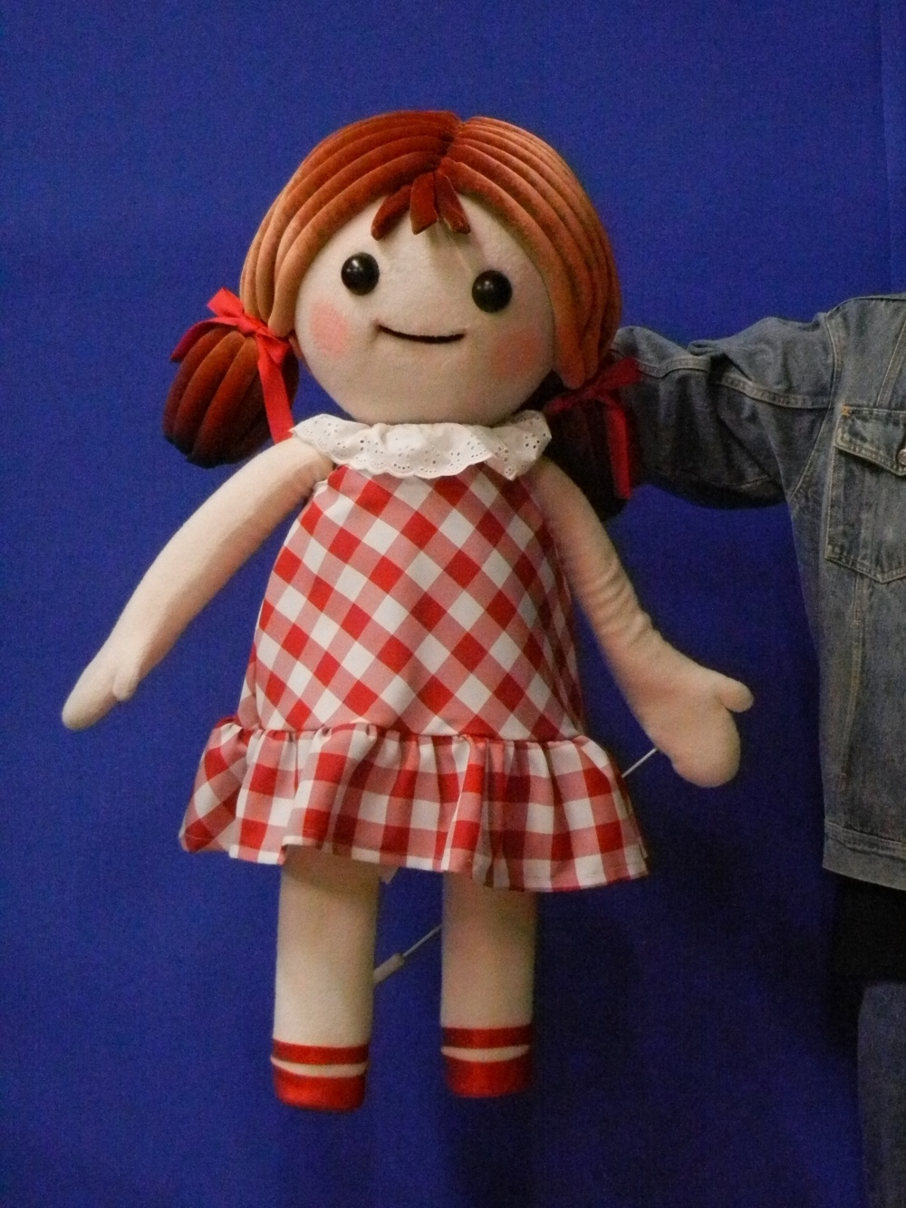 Dolley Puppet