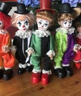 Clown Puppets