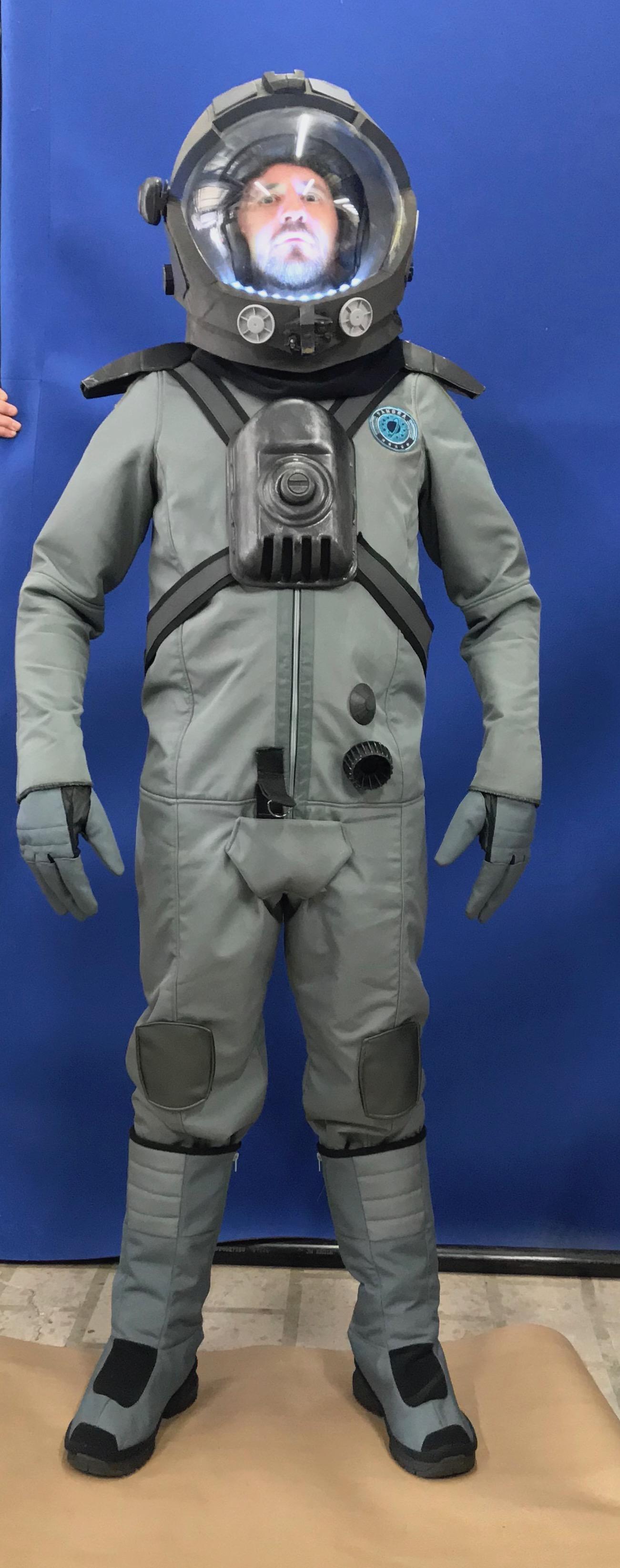 Astronaut Front
