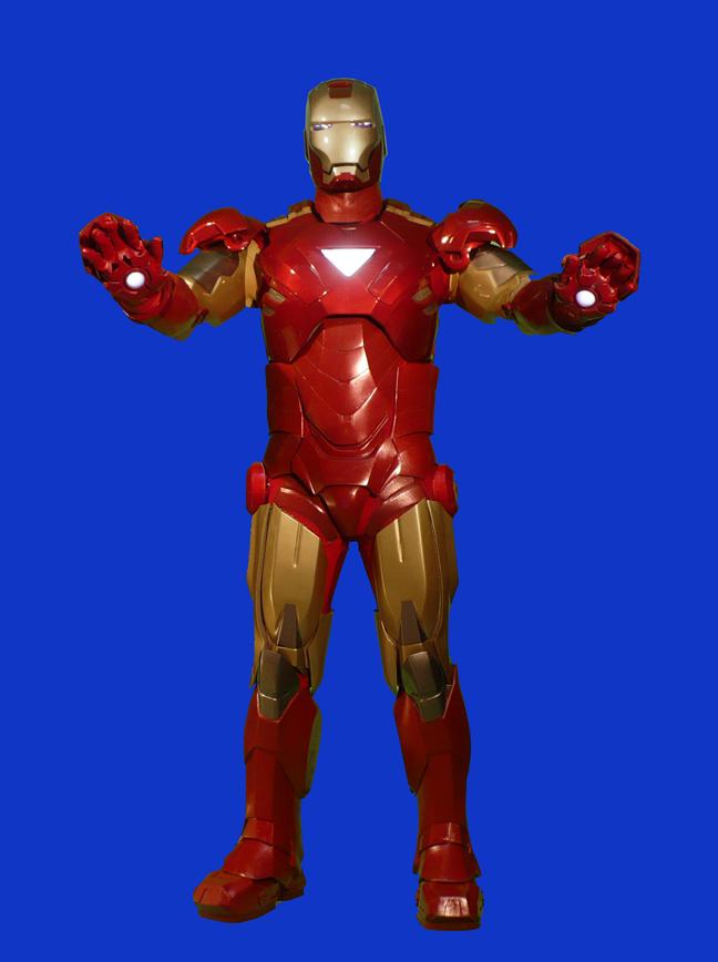 Ironman for Marvel Entertainment