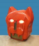 Aquabats Robot Cat Costume