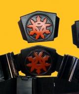 Supah Ninjas Belt Buckle