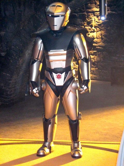 Yamato Ninja Robot